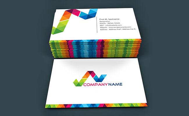 1Hr Business Cards 1 Side