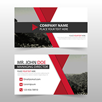 12pt Business Cards 2 Side