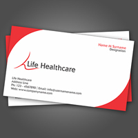 24Hr Business Cards 2 Side