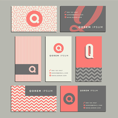 14pt Business Cards 1 Side